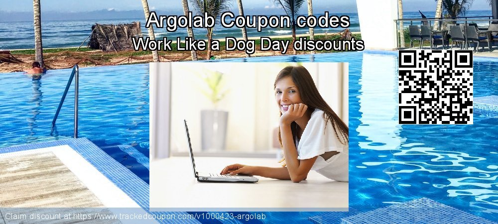 Argolab Coupon discount, offer to 2020