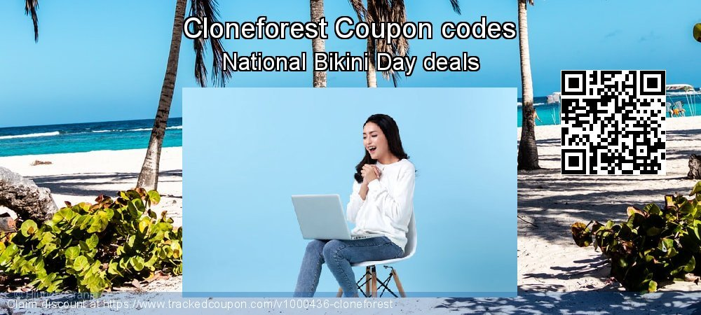 Cloneforest Coupon discount, offer to 2020 New Year