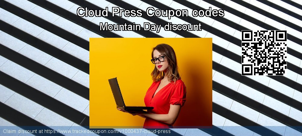 Cloud Press Coupon discount, offer to 2020 Easter