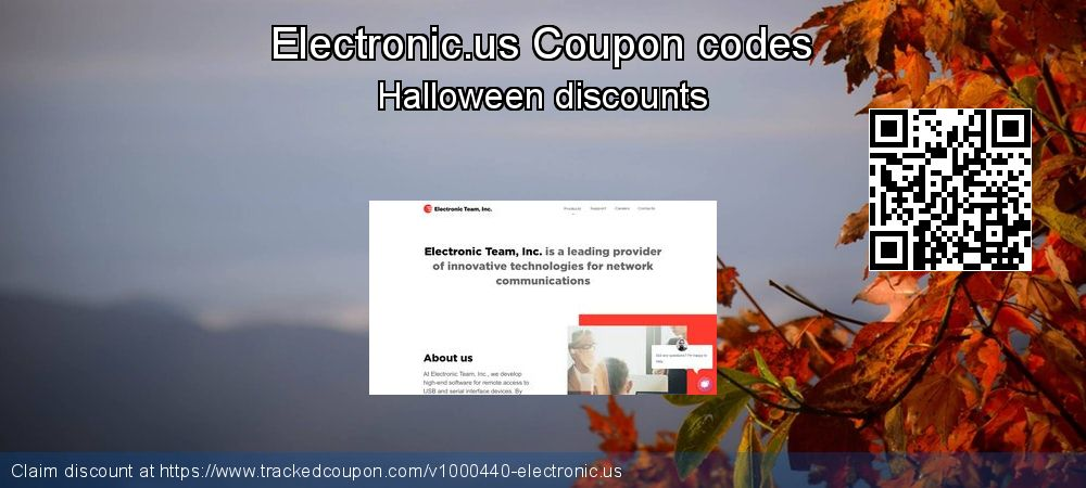 Electronic.us Coupon discount, offer to 2019 Thanksgiving