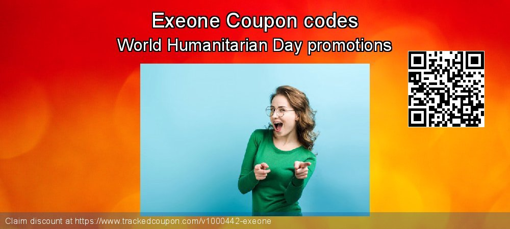 Exeone Coupon discount, offer to 2020 Valentines Day