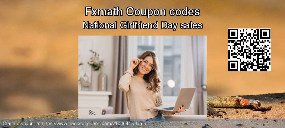 Fxmath Coupon discount, offer to 2020