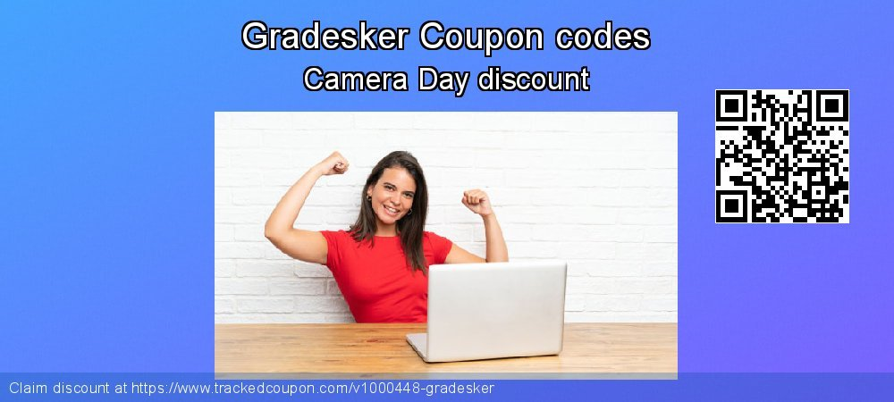 Gradesker Coupon discount, offer to 2019 Back to School coupons