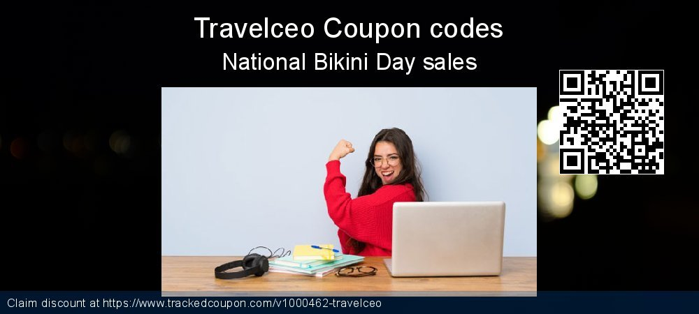 Travelceo Coupon discount, offer to 2020 Valentines Day