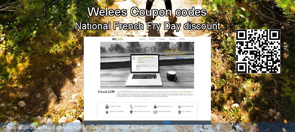 Welees Coupon discount, offer to 2019 Black Friday
