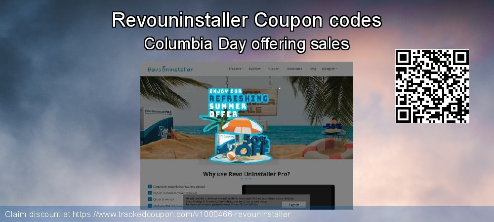 Revouninstaller Coupon discount, offer to 2020 New Year