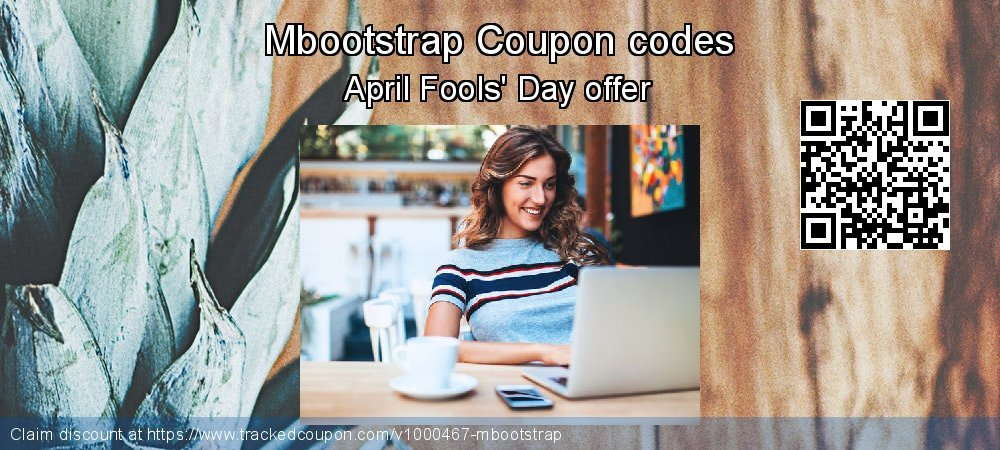 Mbootstrap Coupon discount, offer to 2020 Happy New Year
