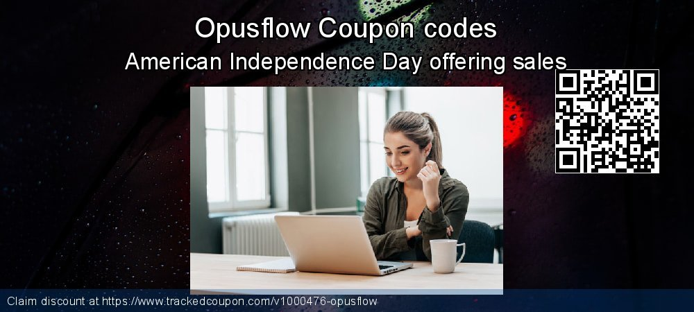 Opusflow Coupon discount, offer to 2021