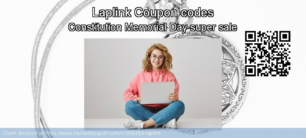 Laplink Coupon discount, offer to 2021