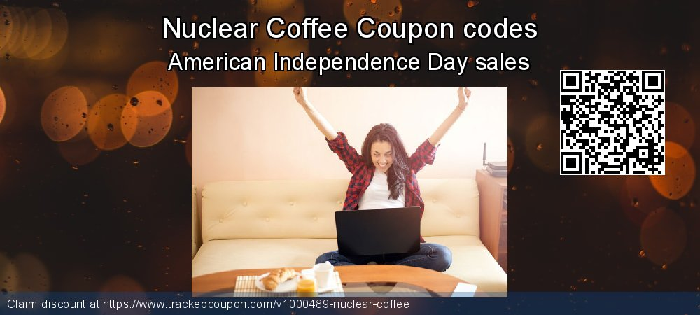Nuclear Coffee Coupon discount, offer to 2021