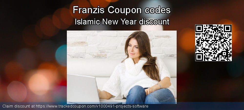 Franzis Coupon discount, offer to 2020