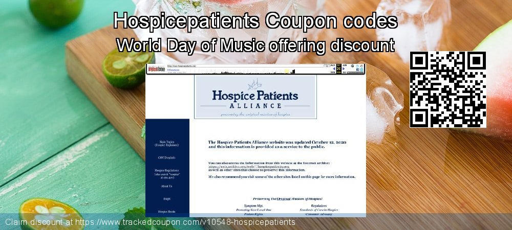 Hospicepatients Coupon discount, offer to 2020 Lunar New Year