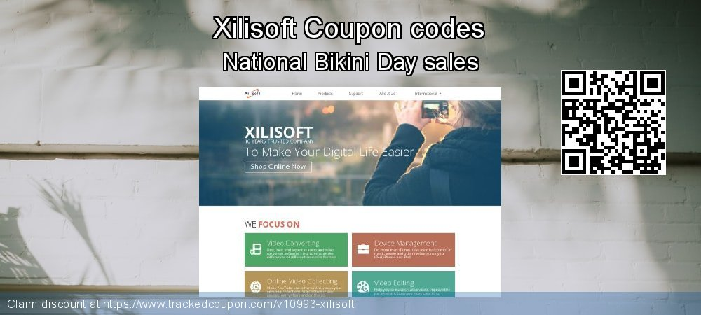 Xilisoft Coupon discount, offer to 2019 Valentine's Day