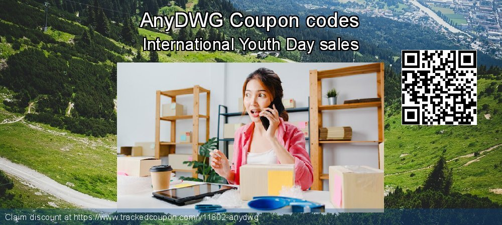 AnyDWG Coupon discount, offer to 2019 Mid-year