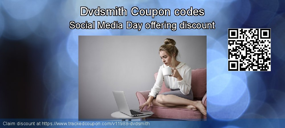 Dvdsmith Coupon discount, offer to 2019 Back to School season