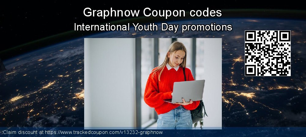 Graphnow Coupon discount, offer to 2019 Valentines Day