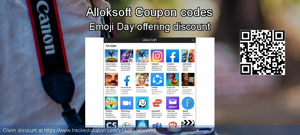 Alloksoft Coupon discount, offer to 2019 May Day
