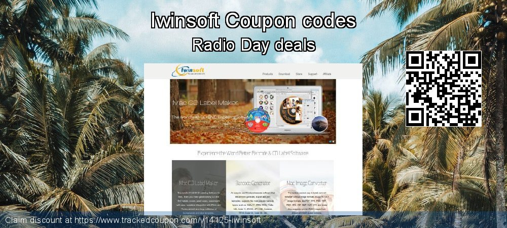 Iwinsoft Coupon discount, offer to 2019 Valentine's Day