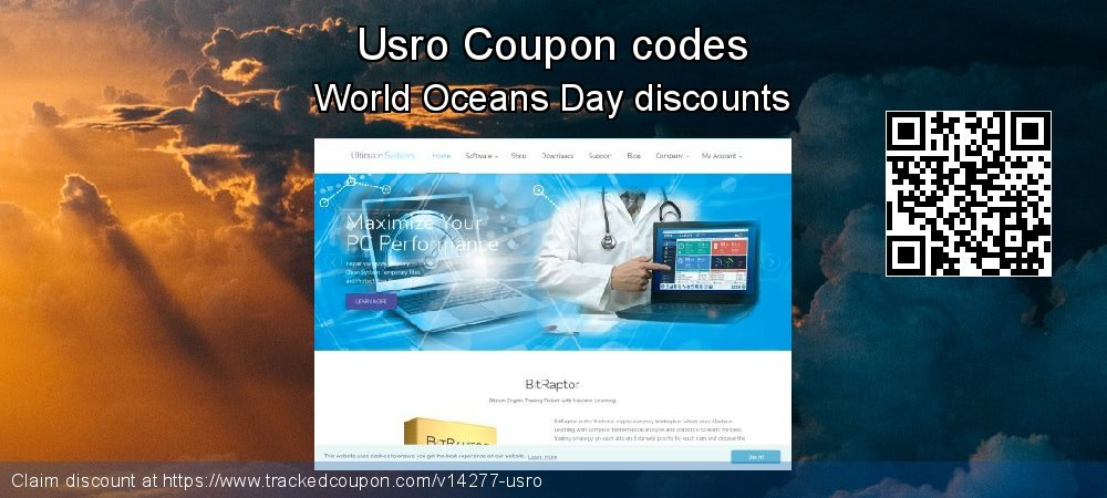 Usro Coupon discount, offer to 2019 Halloween