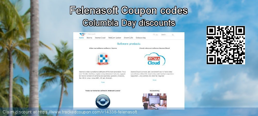 Felenasoft Coupon discount, offer to 2020 New Year