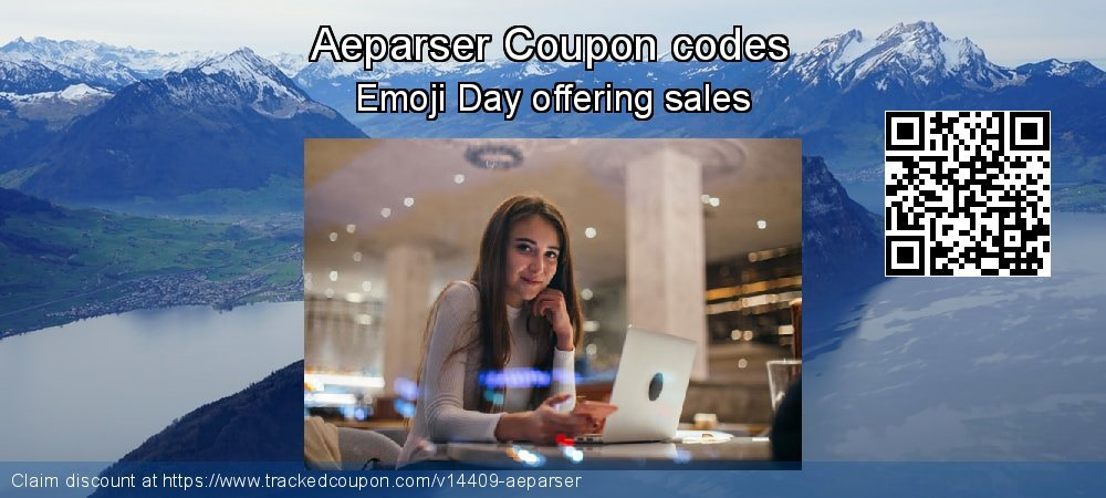 Aeparser Coupon discount, offer to 2018 End of Year