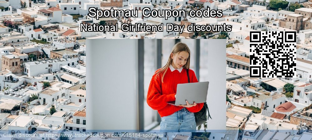 Spotmau Coupon discount, offer to 2020 Spring
