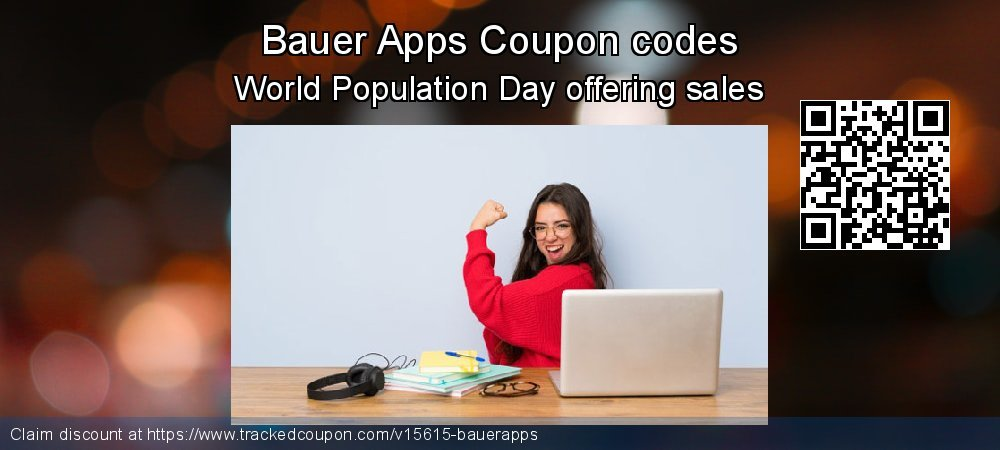 Bauer Apps Coupon discount, offer to 2020 April Fool's Day