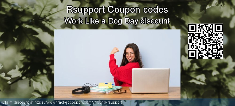 Rsupport Coupon discount, offer to 2019 Easter