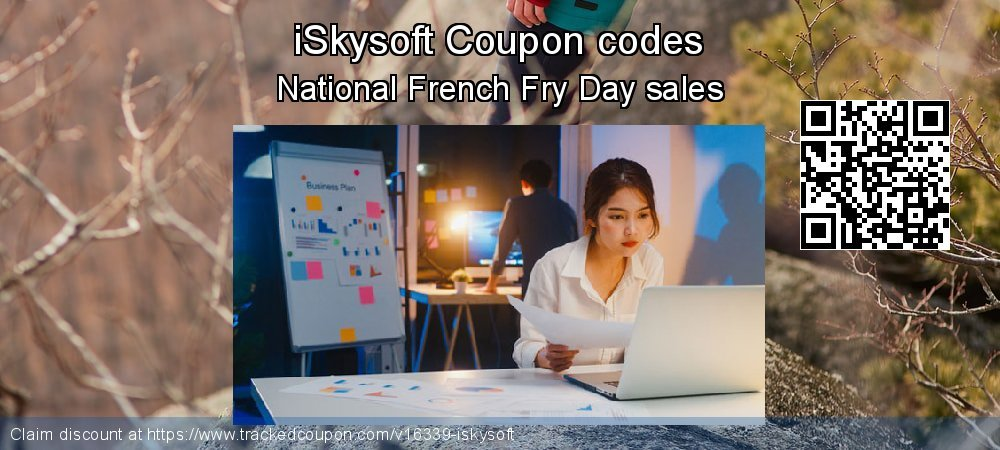 iSkysoft Coupon discount, offer to 2019 Halloween