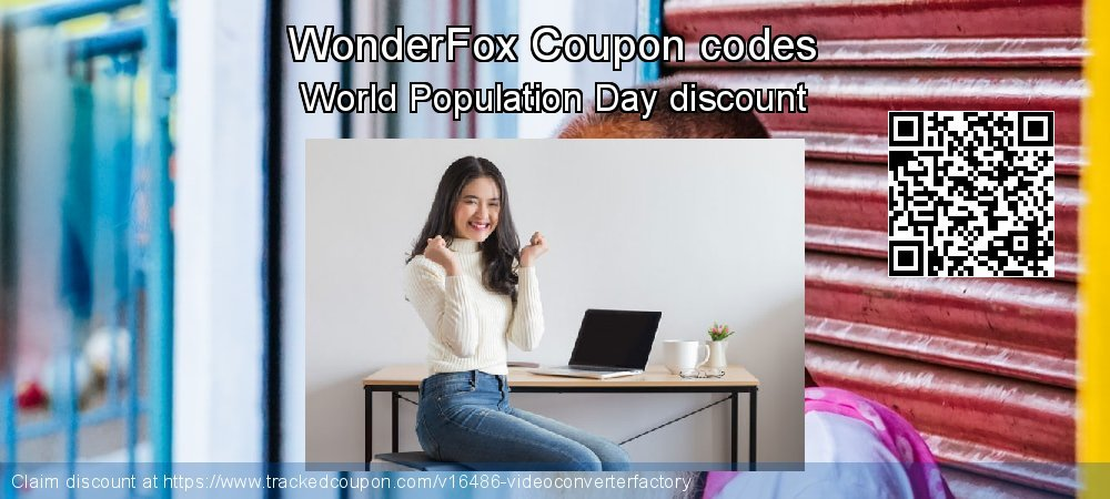WonderFox Coupon discount, offer to 2019 Father's Day