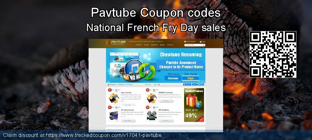 Pavtube Coupon discount, offer to 2021
