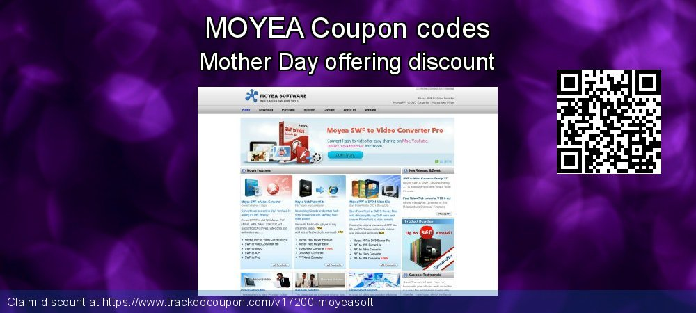 MOYEA Coupon discount, offer to 2020