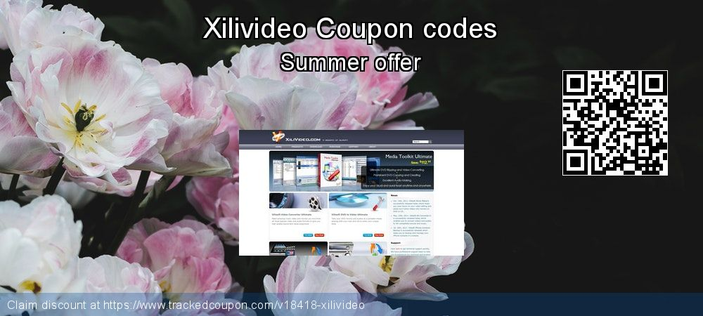 Xilivideo Coupon discount, offer to 2019 April Fool's Day