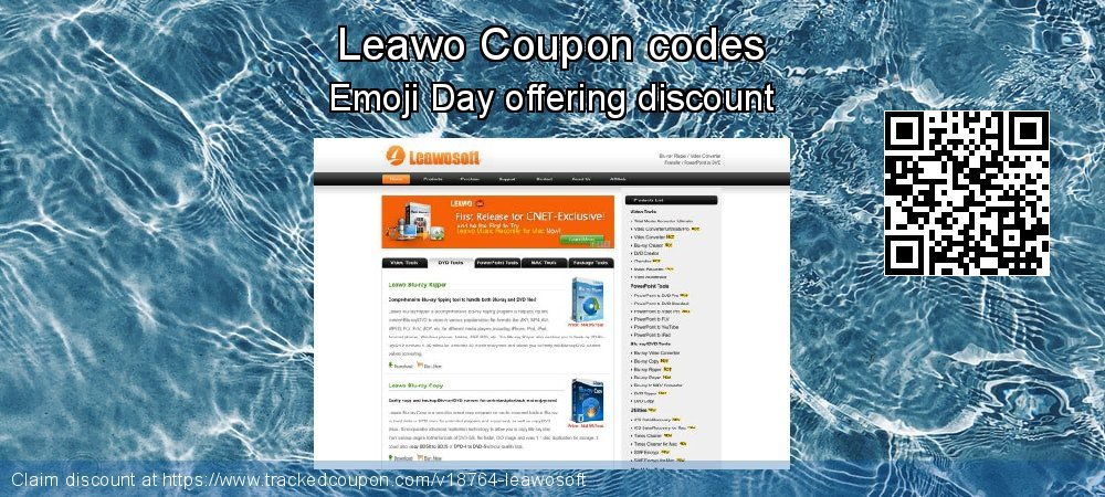 Leawo Coupon discount, offer to 2020