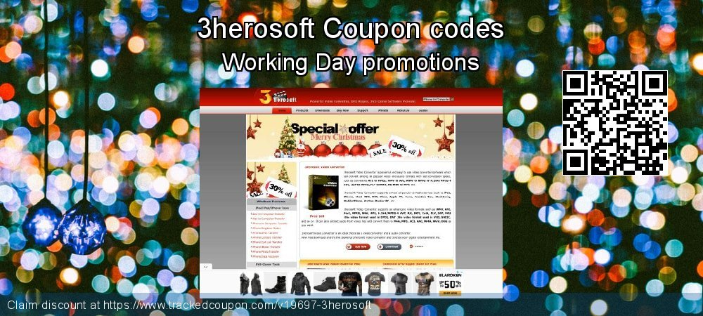 3herosoft Coupon discount, offer to 2019 Halloween