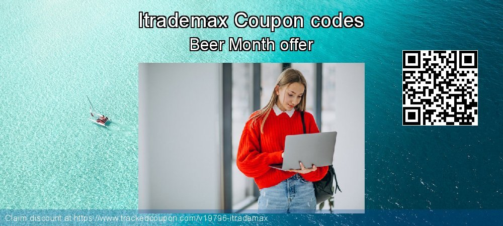 Itrademax Coupon discount, offer to 2020