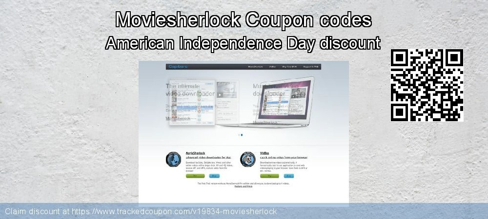 Moviesherlock Coupon discount, offer to 2020