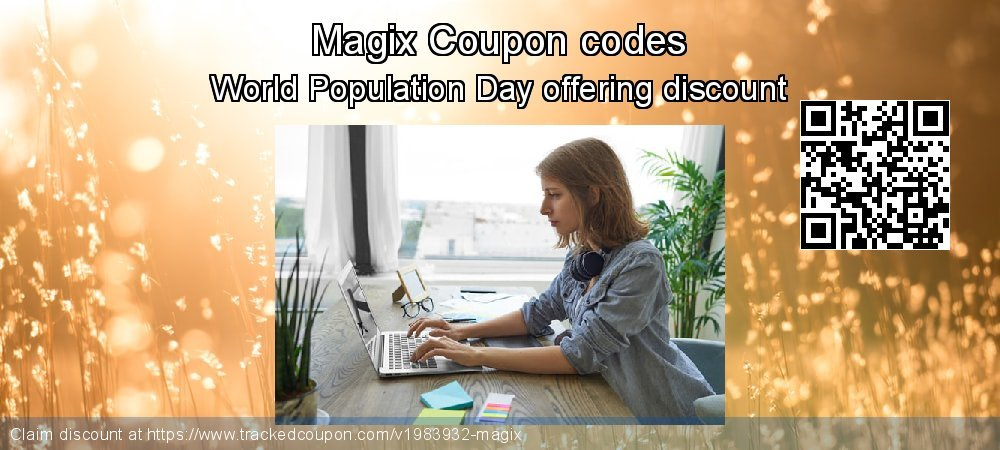 Magix Coupon discount, offer to 2020 New Year's Day