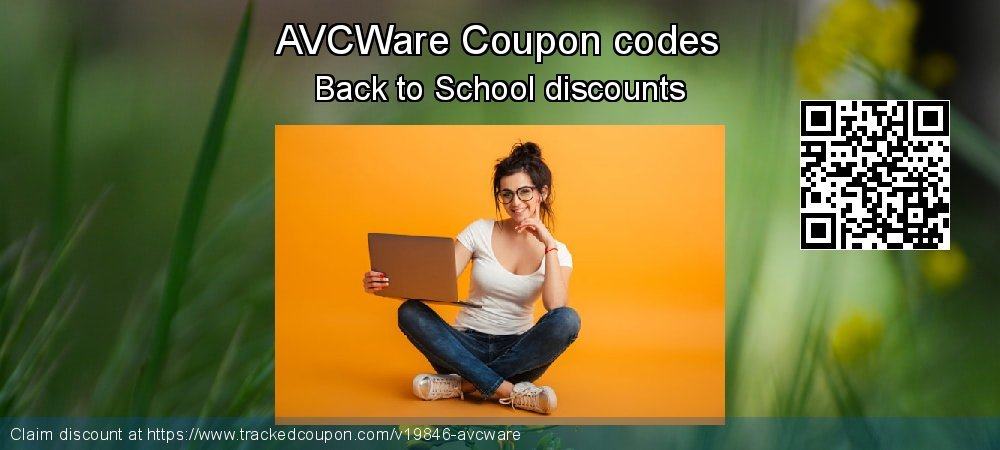 AVCWare Coupon discount, offer to 2020