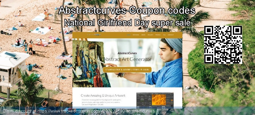 Abstractcurves Coupon discount, offer to 2021