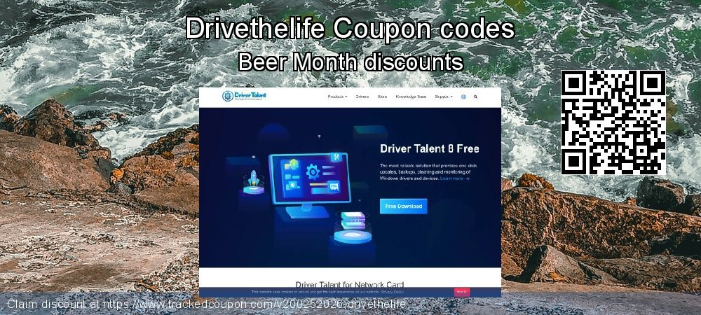 Drivethelife Coupon discount, offer to 2021