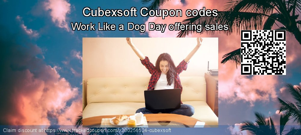 Cubexsoft Coupon discount, offer to 2021