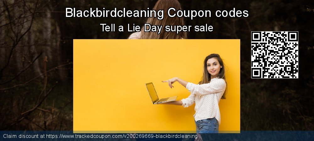 Blackbirdcleaning Coupon discount, offer to 2021
