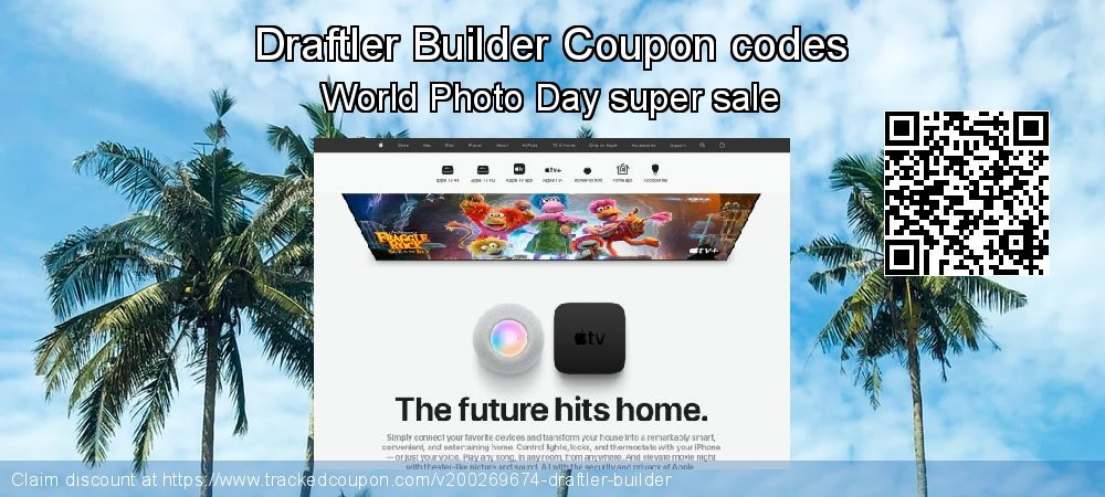 Draftler Builder Coupon discount, offer to 2021