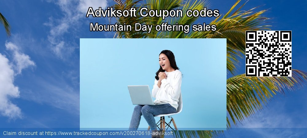 Adviksoft Coupon discount, offer to 2020 New Year