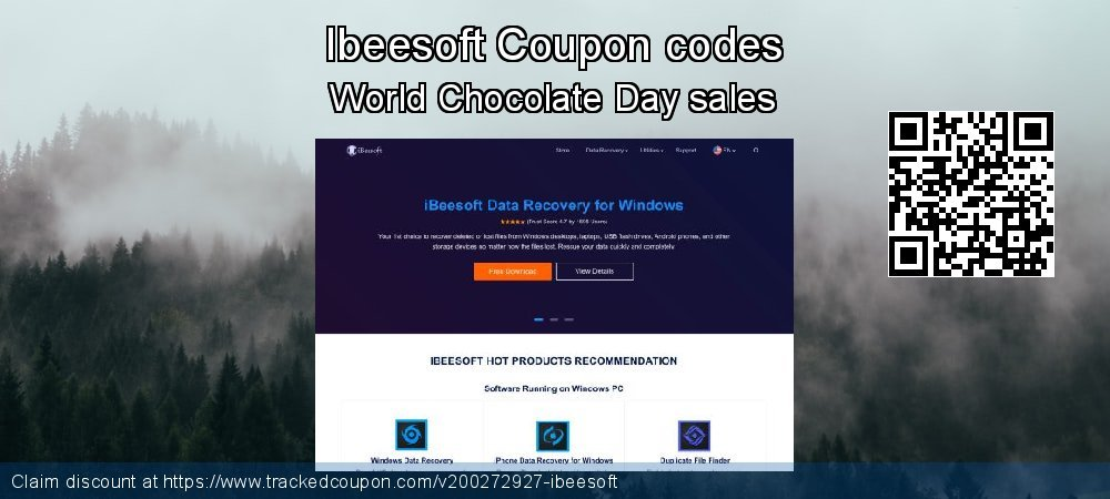 Ibeesoft Coupon discount, offer to 2020