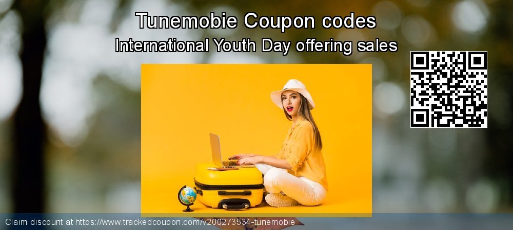 Tunemobie Coupon discount, offer to 2020