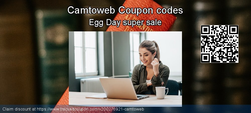 Camtoweb Coupon discount, offer to 2020 Happy New Year