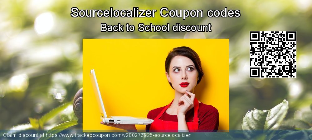 Sourcelocalizer Coupon discount, offer to 2020 New Year