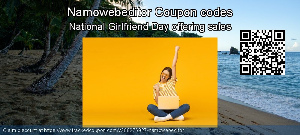 Namowebeditor Coupon discount, offer to 2020  Lover's Day